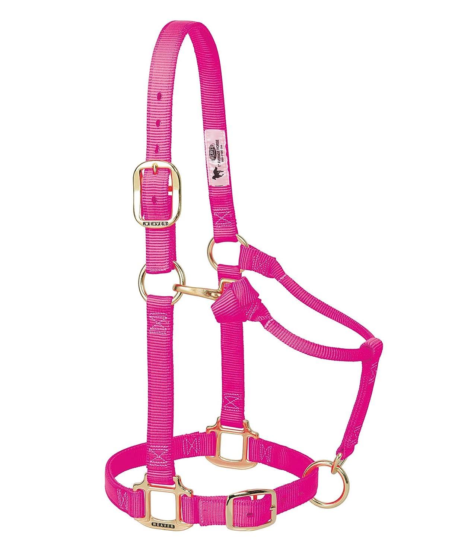 最高品質の Weaver レザーオリジナル調節可能な3/ 4インチ 授乳用 Pink) あごと喉のスナップホルター B00IERS0XA Small|ピンク(Diva ピンク(Diva 授乳用 Pink) ピンク(Diva Pink) Small, 小坂井町:8fd32927 --- berkultura.ru