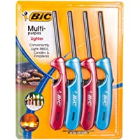BIC Multipurpose Lighters, 4 Pack