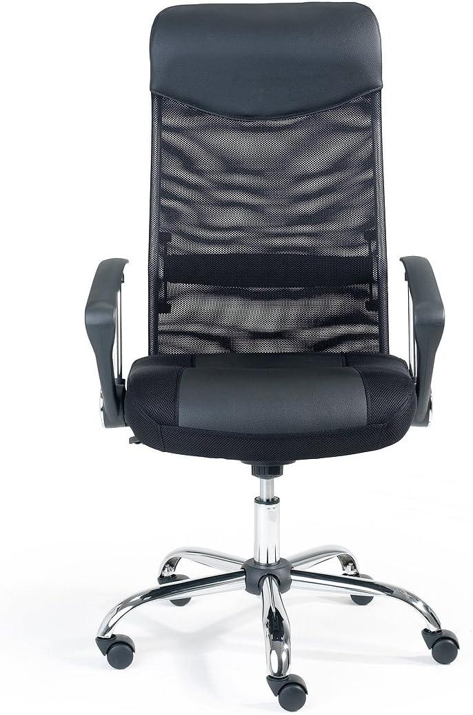 Easychair Markesa Executive Chaise de Bureau Noir