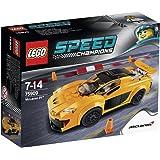 LEGO 乐高 拼插类玩具 Speed Champions超级赛车系列 迈凯轮 P1 75909