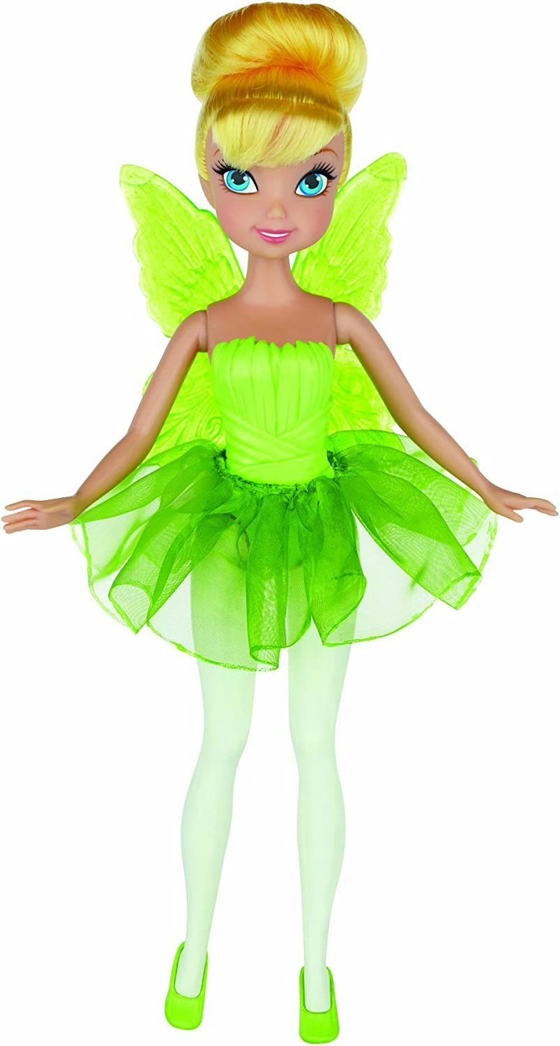 Amazon.es: Disney Fairies - Muñeca Fashion Campanilla Peter Pan ...