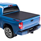 """Gator ETX Soft Roll Up Truck Bed Tonneau Cover   53412   Fits 2007 - 2020 Toyota Tundra w/ track system 5'6"""" Bed Bed…"""