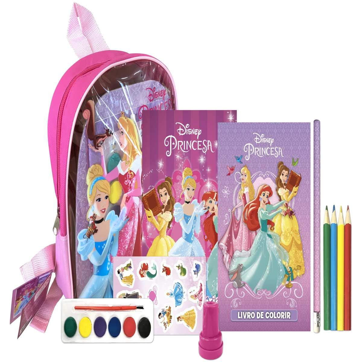 Princesas (Em Portugues do Brasil): Disney: 9788536823737: Amazon.com: Books