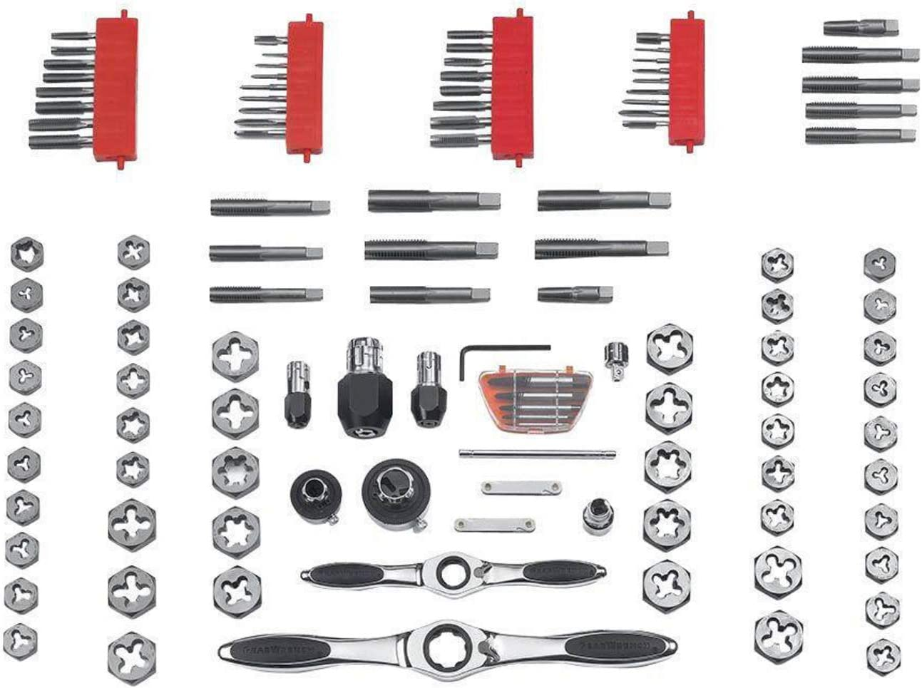 GEARWRENCH Ratcheting Tap and Die Set