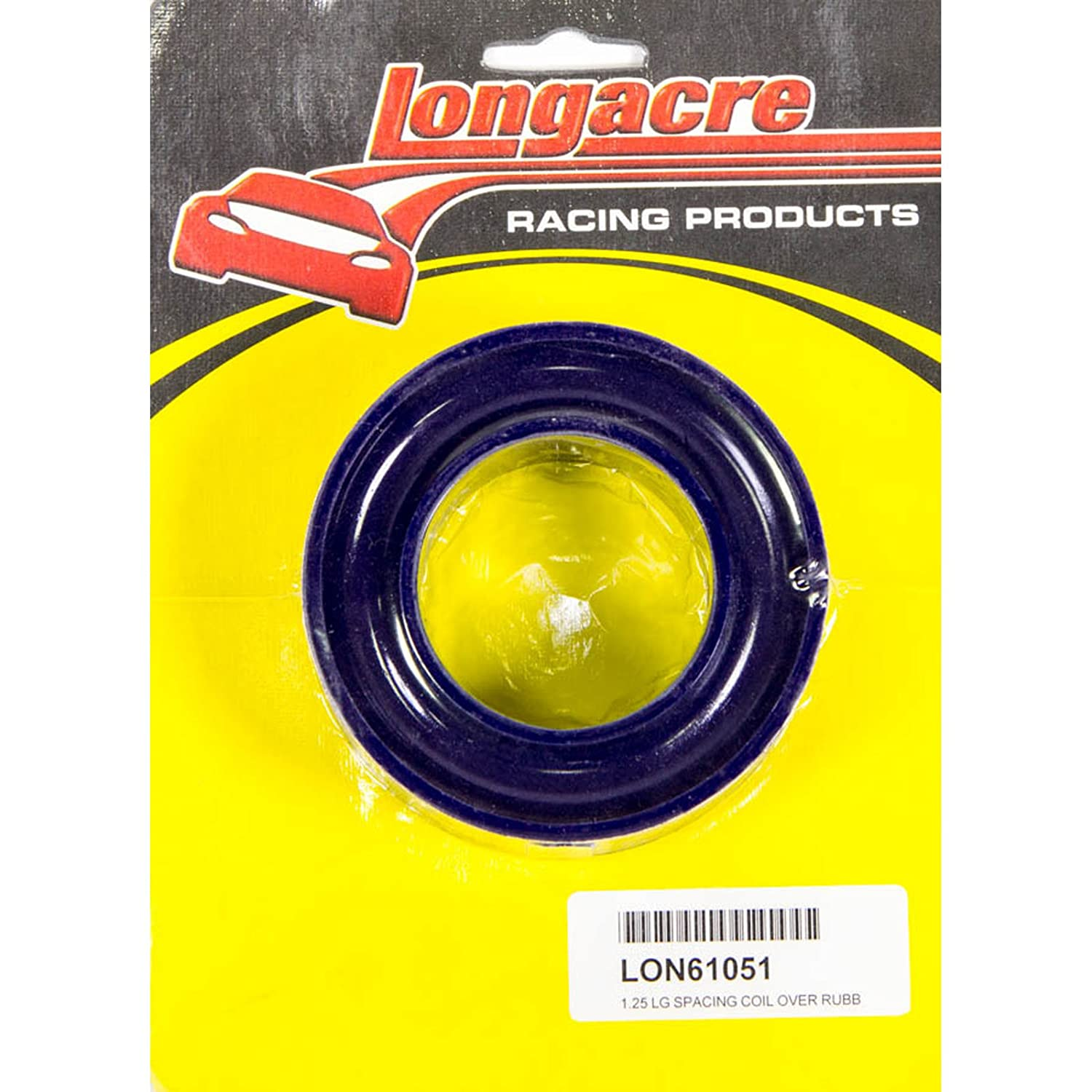 Longacre 61051 Coil-Over Spring Rubber 52-61051