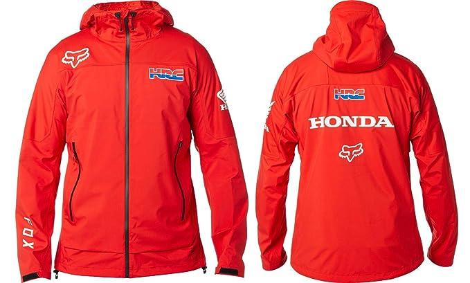 Fox Racing - Chaqueta - para Hombre Rojo Rosso M
