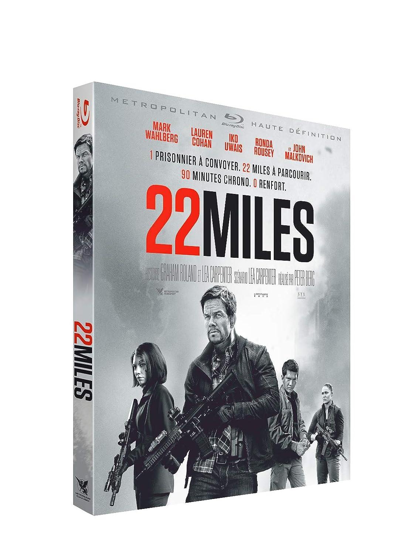blu-ray du film 22 miles