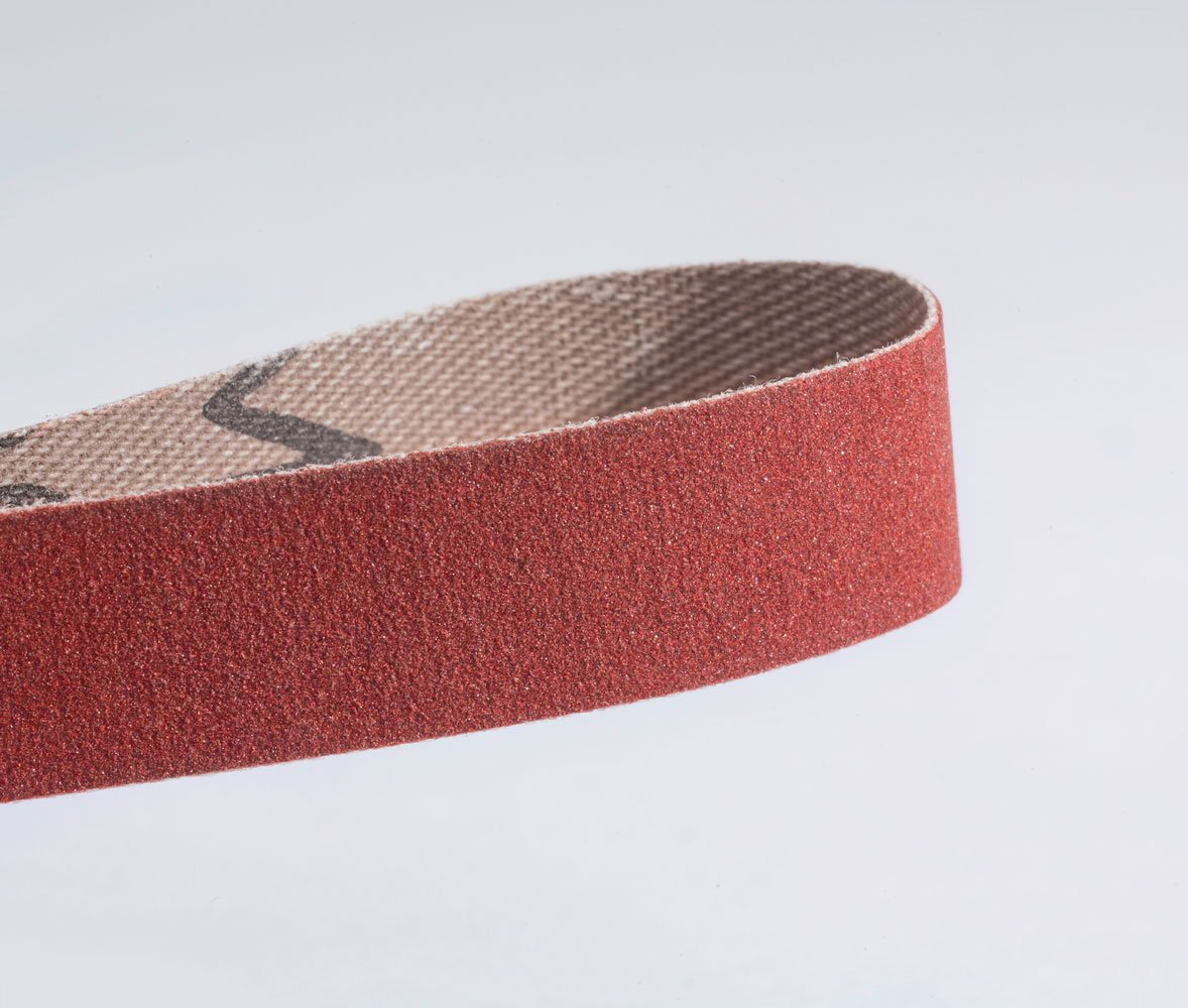 Smith's 50948 Fine 600-Grit Red Sharpener Replacement Belts (3-pack)