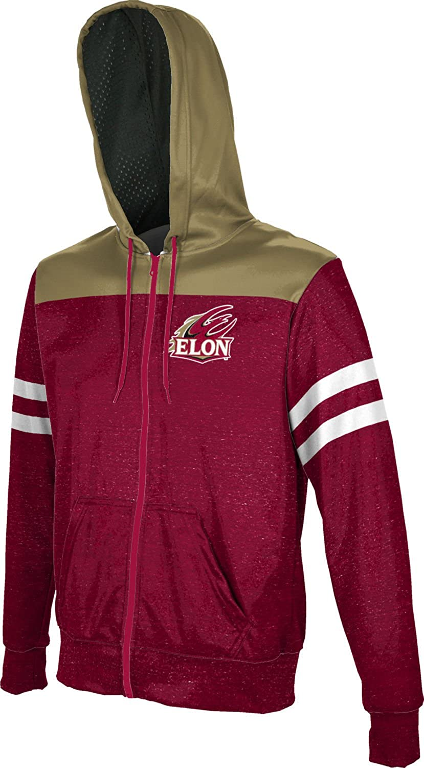 Game Time ProSphere Elon University Boys Full Zip Hoodie