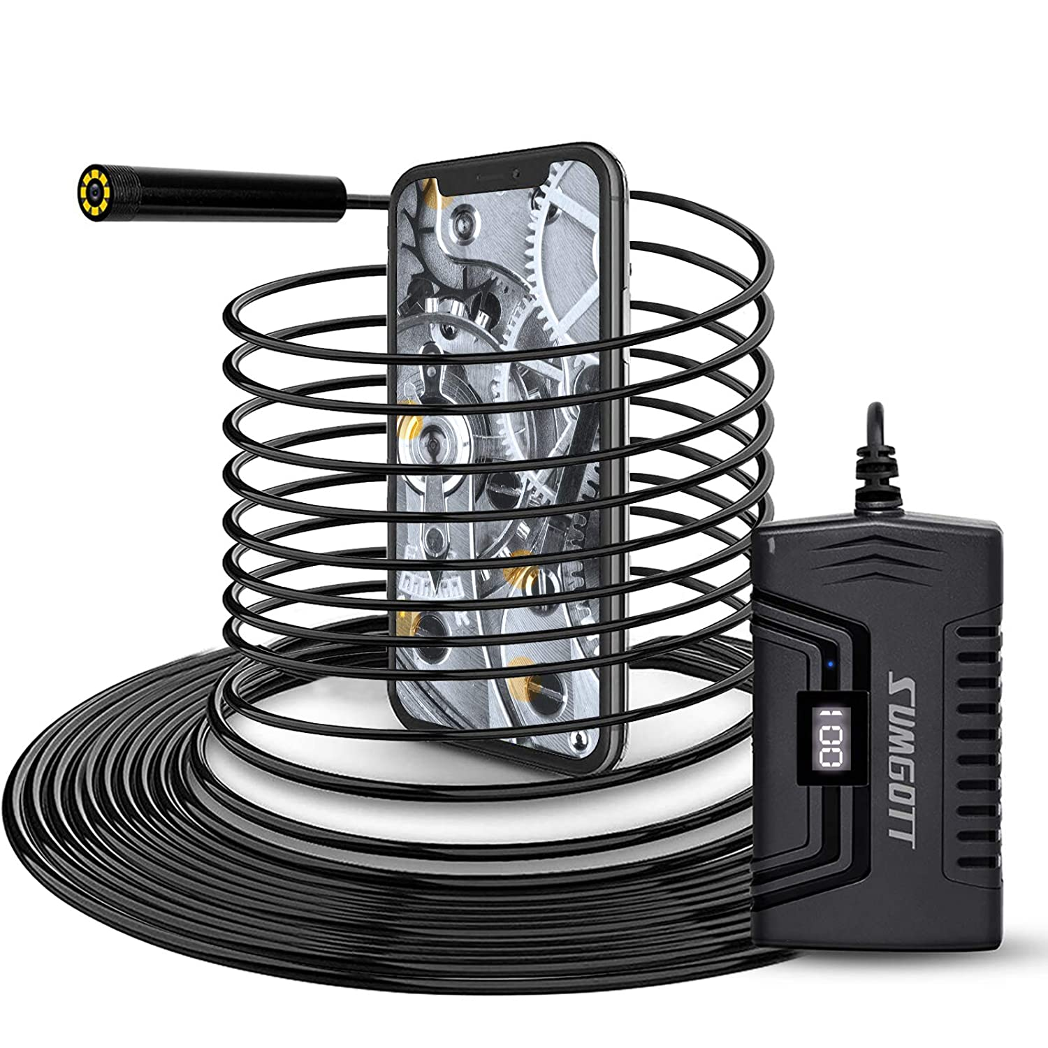 Best Endoscope for Iphone