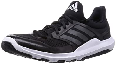 adidas Men's Adipure 360,3 M Fitness Shoes, Black Schwarz (Core Black