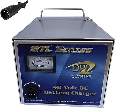 48volt 15amp Golf Cart Power Supply charger