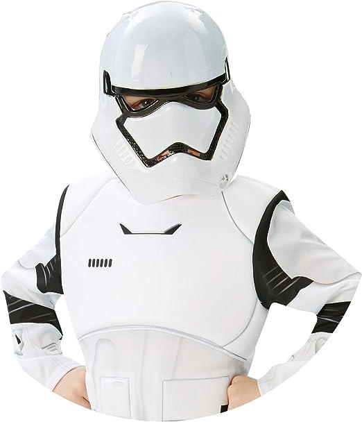 Rubies D/éguisement Officiel D/éguisement pour Enfant Luxe Stormtrooper Star Wars Taille M CS820268//M