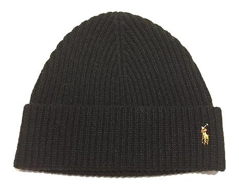 Polo Ralph Lauren Men s Skull Cap Beanie Hat 8b3936d392d