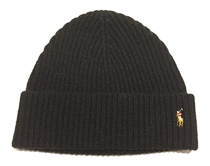 Polo Ralph Lauren Men s Skull Cap Beanie Hat 145f782518d4