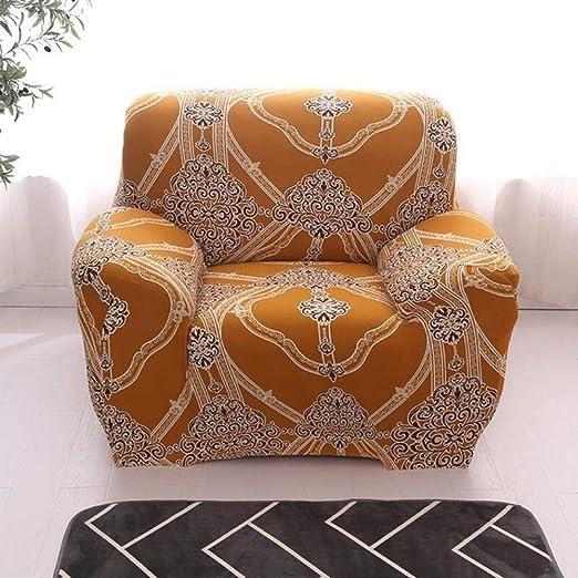 CCMOO Funda de sofá de Tela Escocesa Cubiertas de sofá de ...