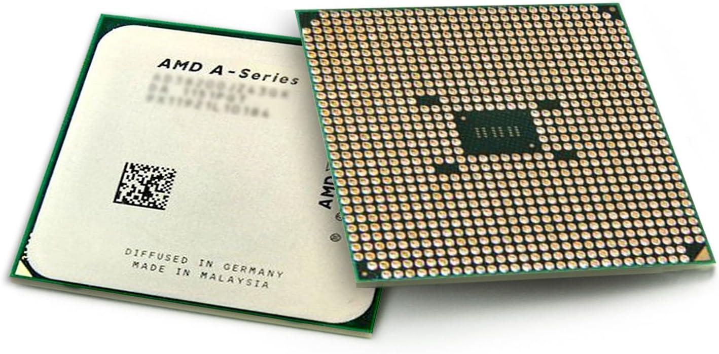 Amazon Com Amd A6 Series A6 3650 Desktop Cpu Apu Fm1 905pin Pga Ad3650wnz43gx Ad3650wngxbox Computers Accessories