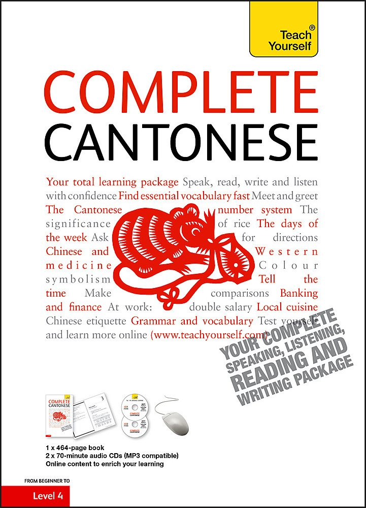Teach Yourself Complete Cantonese (Book/CD Pack) PDF