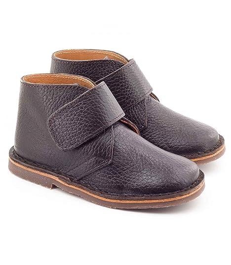 Boni Carles–Zapato Montante niño, Marrón (marrón), 27