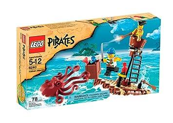 Attackin Kraken Jouets Pirates Raft6240Jeux Et Lego 1cFlKTJ