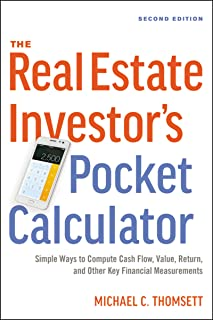 the real estate investor s pocket calculator simple ways to compute