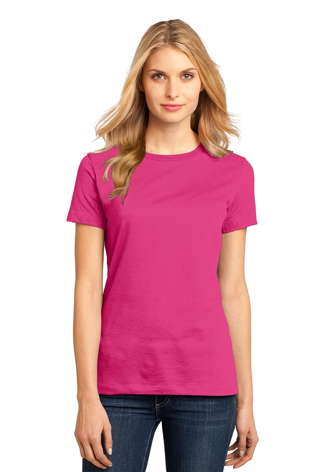 District Threads Women's Perfect Weight Crew Tee