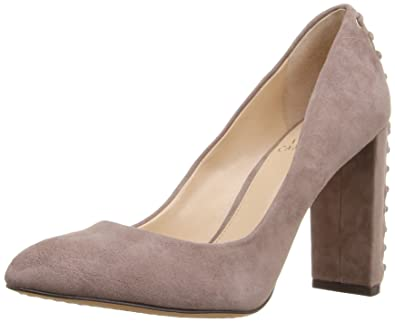 fc7a1c2be95 Vince Camuto Women s Dallan Dress Pump Stone Taupe 8.5 M US