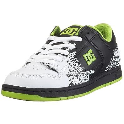 differently ccdb4 c394c DC Shoes BLOCK MANTECA 3 SHOE D0302427, Herren Sneaker, weiss,