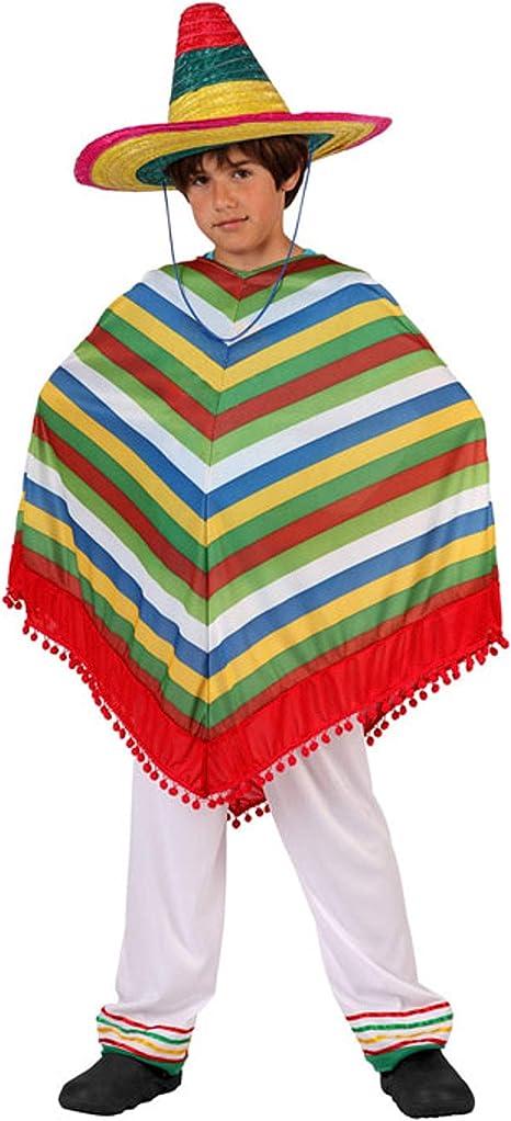 Atosa- Disfraz Mejicano, 3 a 4 años (6165): Amazon.es: Juguetes y ...