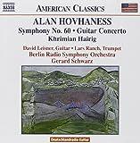 Hovhaness: Symphony 60 / Guitar Concerto / Khrimian Hairig