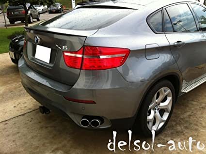 Psi Space Gray Metallic Bmw X6 Series Crossover Performance Style