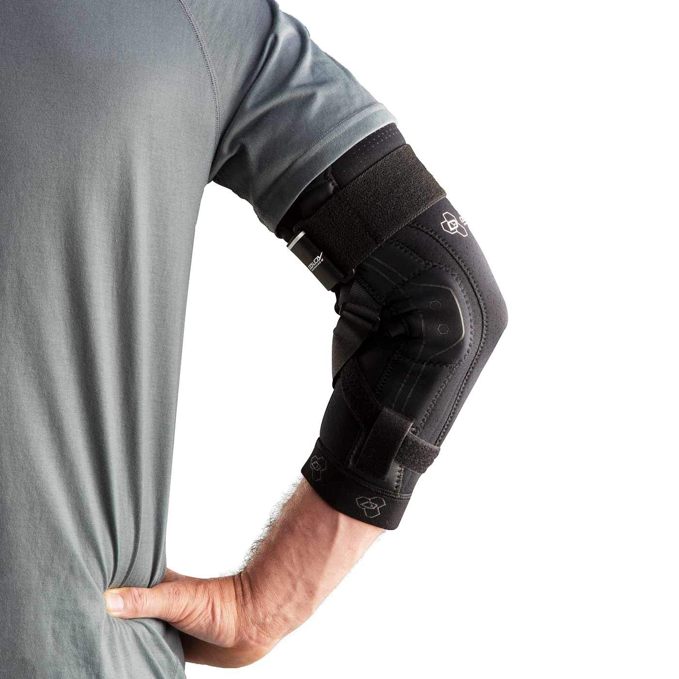 DonJoy Performance Bionic II Elbow Support Brace - New Upgraded Model - (Large) by DonJoy Performance (Image #3)