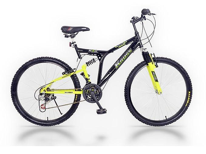 KROSS K 40 MS 24 quot; GREEN BLACK Mountain Bikes