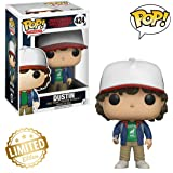 Amazon.com | Pop Keychain Stranger Things Dustin Action ...