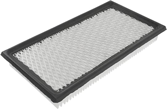 pack of one Blue Print ADN12255 Air Filter