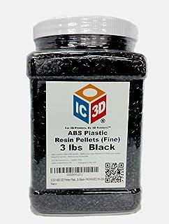 Amazon.com: IC3D ABS resina plástica para impresora ...