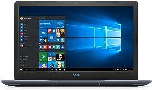 "Dell G3779-7934BLK-PUS Gaming Laptop 17"" LED Display - 8th Gen Intel Core i7-8750H, 8GB Memory, 128GB SSD+1TB HDD, NVIDIA GeForce GTX 1050 Ti 4GB, Black (Renewed)"