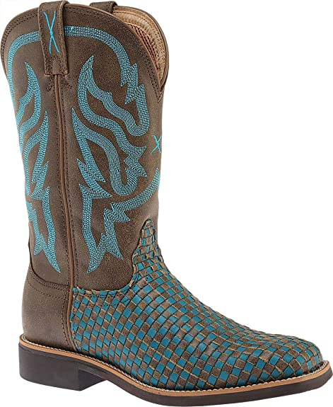 Twisted X Boots WTH0011 Top Hand Cowboy Boot (Women's) bjw1n