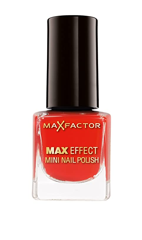 Max Factor Max Efecto Mini esmalte de uñas 11 Red Carpet Glam, 1er ...