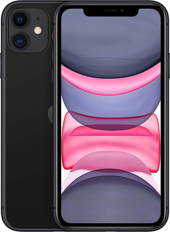 Apple iPhone 11 (64GB) - en Negro