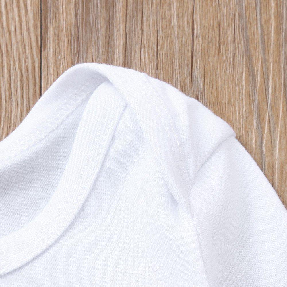 Four Piece 1PC Hat Headbands XUANOU 4pcs Newborn Baby Letter Arrow Romper Jumpsuit Pants Outfit Set Long Sleeve Printed