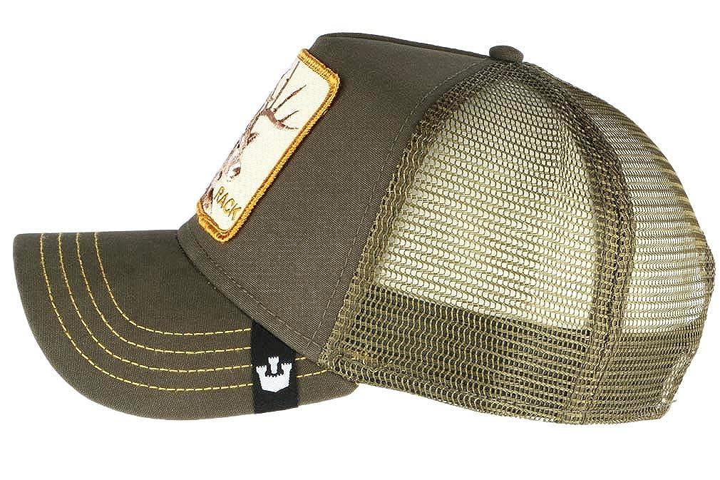 Cappello da Baseball Rack GOB/_601-9466-OLI Goorin Bros