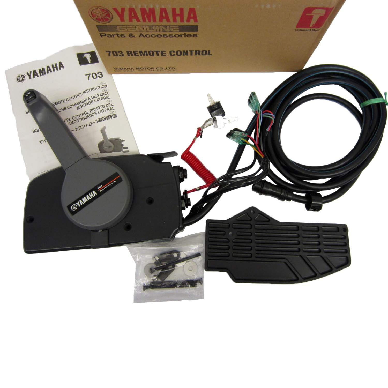 Yamaha Side Mount Control Box 10 Pin 703 48207 22 00 Brute Force 650 Wiring Diagram Automotive