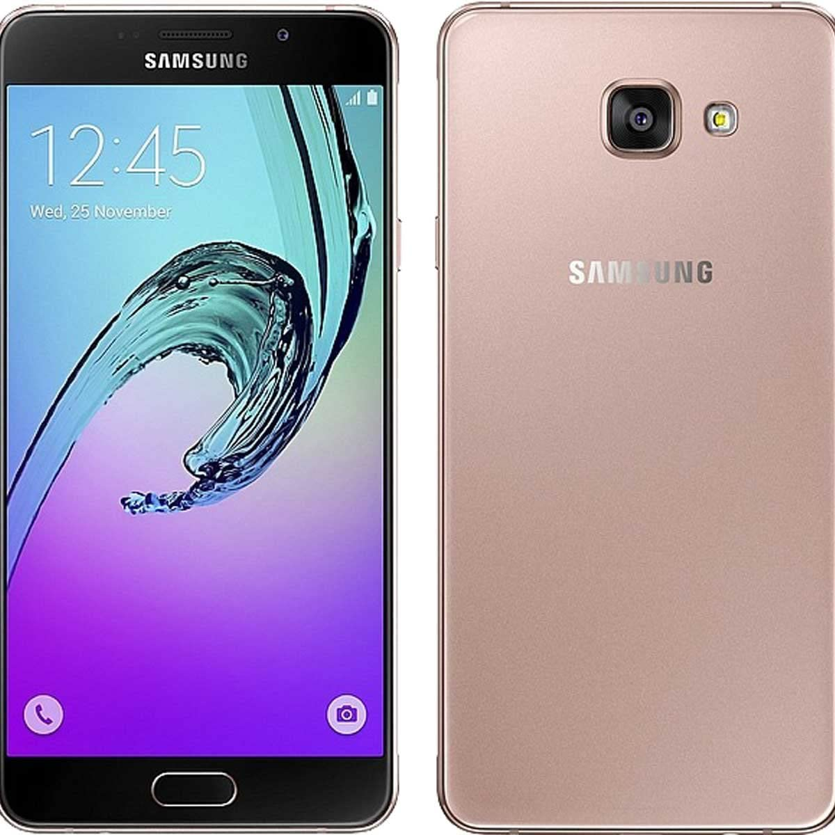 SMARTPHONE SAMSUNG GALAXY A5 (2016) PINK GOLD: Samsung: Amazon.es ...