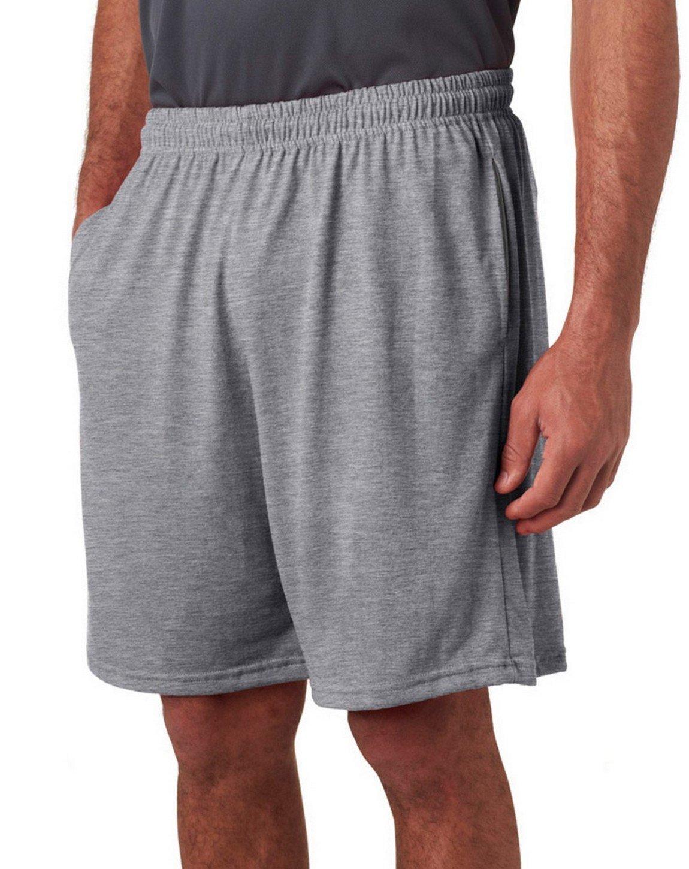 Fashion Gildan SHORTS メンズ B07BJMFTPK Small|スポーツグレー スポーツグレー Small