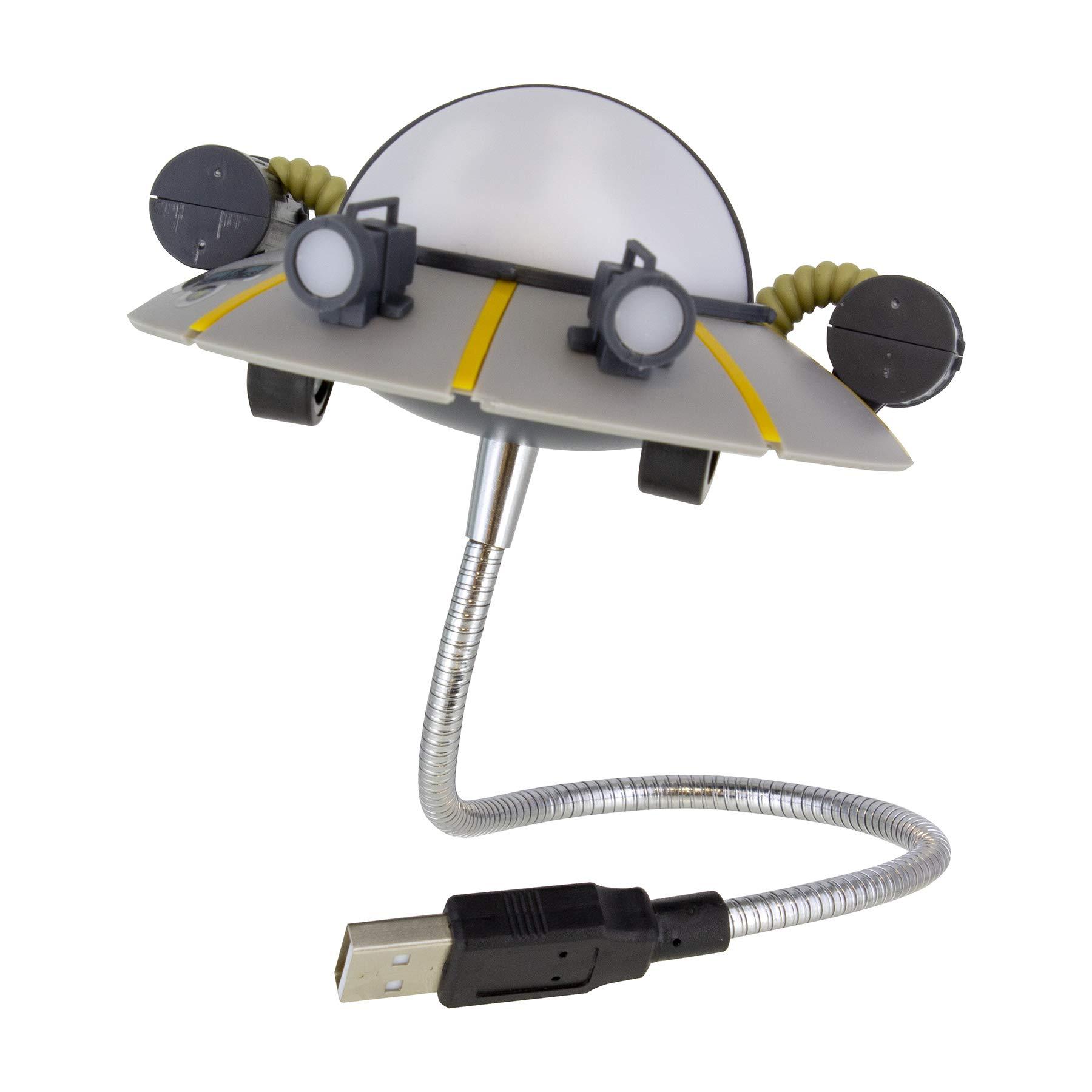 Rick & Morty - Ricks Space Ship USB Light by Paladone