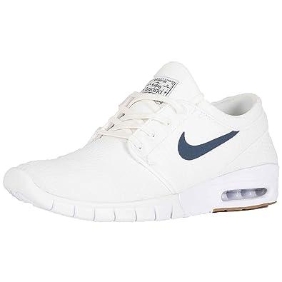 pretty nice d7ddc 2ff02 Nike SB  Stefan Janoski Max  Summit White Thunder Blue Gum Med Brown