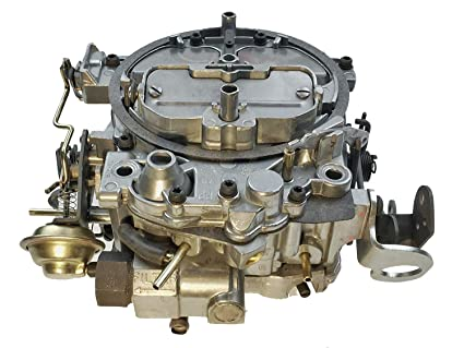 A-Team Performance 1901R Remanufactured Rochester Quadrajet Carburetor 750  CFM - 4MV - 1966-1973 Compatible With GM/CHEVY CARB