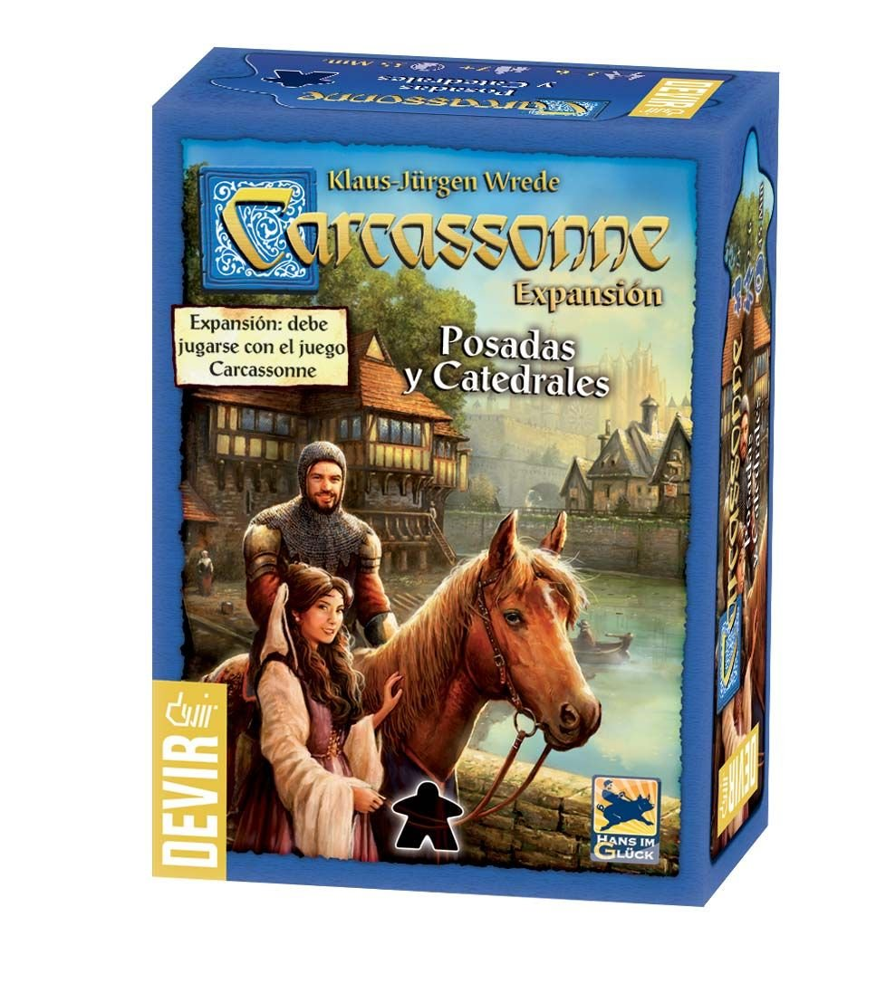 Carcassonne Posadas y catedrales https://amzn.to/2Po9pPP