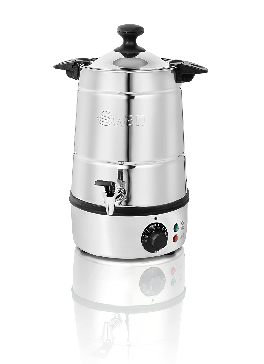 Professional 5 Litre Electric Mulled Wine Urn  sc 1 st  Amazon UK & Micromark 8 Litre White Catering Urn 1700W: Amazon.co.uk: Kitchen ... azcodes.com